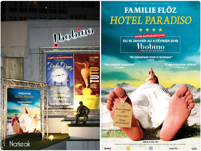 Hotel Paradiso à Bobino