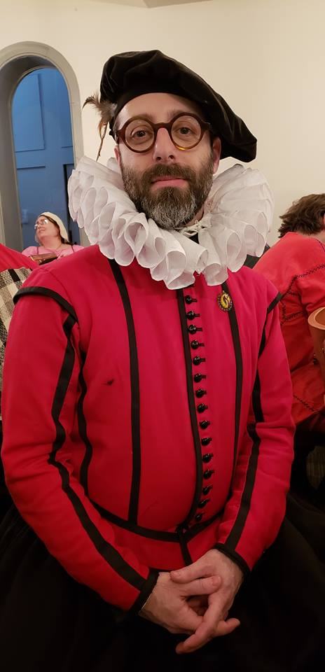 Pius Ponderings: Getting fancy with Spanish Renaissance fashion