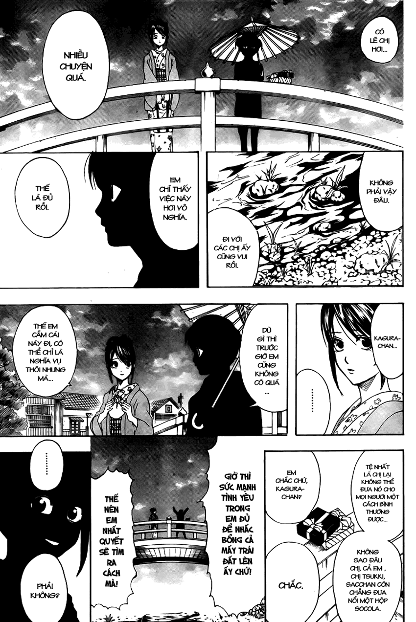 Gintama Chap 295 page 18 - Truyentranhaz.net