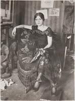 Olga y Picasso
