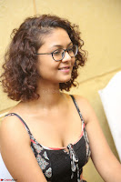 Actress Aditi Myakal Looks gorgeous in Sleeveless Deep Neck Top at Ami Tumi success meet ~  Exclusive 129.JPG