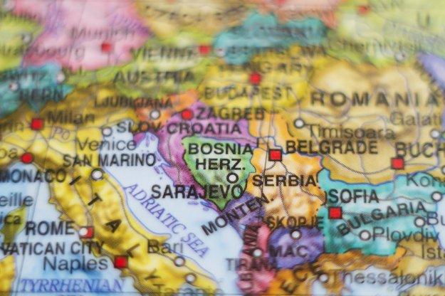 Παίγνια πολέμου στα Βαλκάνια