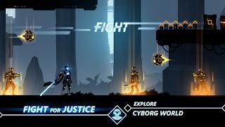 Overdrive – Ninja Shadow Revenge v1.2.7 Mod