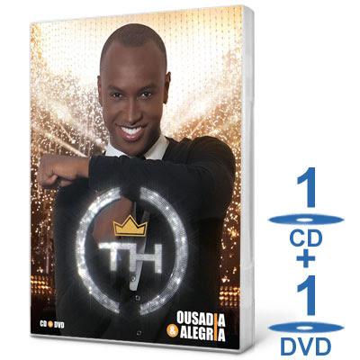 THIAGUINHO DO O E ALEGRIA GRATIS BAIXAR OUSADIA CD