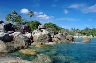 Tempat Wisata Air Bangka Belitung