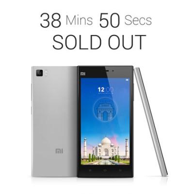 Kurang Dari 40 Menit, Xiaomi Mi3 Ludes Terjual