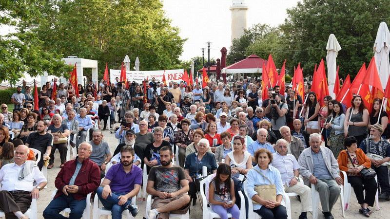Καταγγελία για την προσπάθεια φίμωσης του ΚΚΕ από τη Δημοτική Αρχή Αλεξανδρούπολης