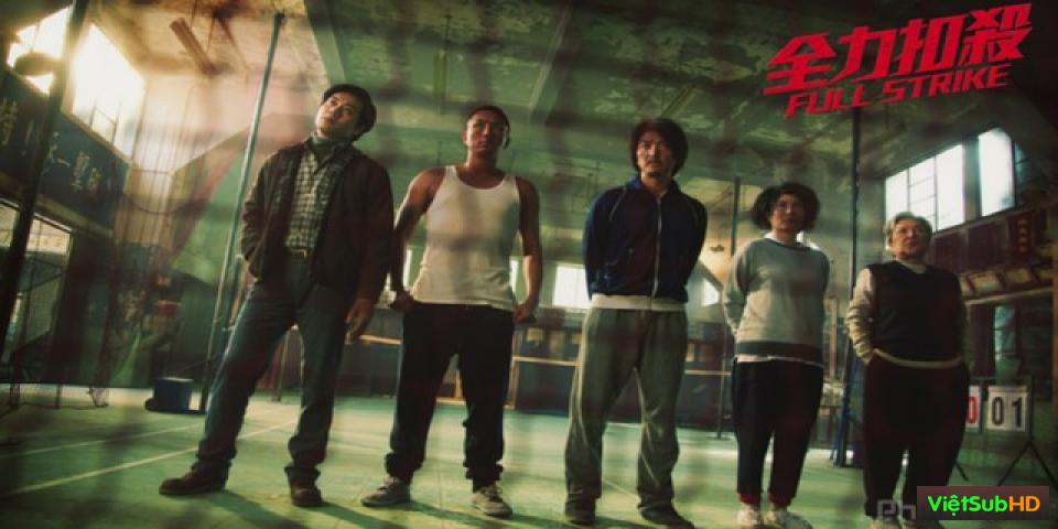 Phim Ranh Giới Phạm Tội VietSub FULL HD | Full Strike 2015