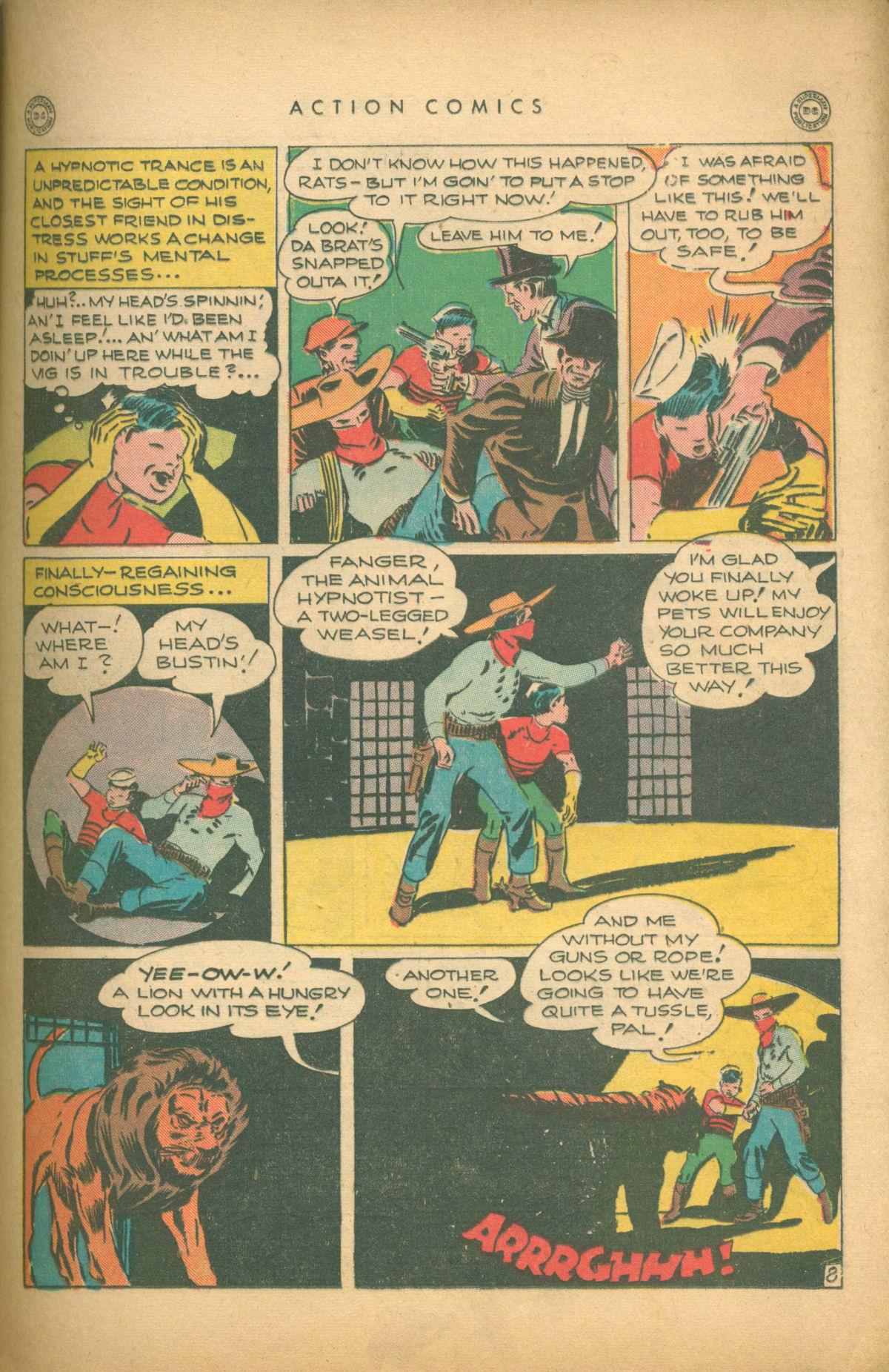 Action Comics (1938) 97 Page 29