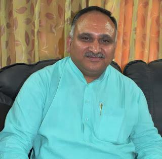 मुख्यमंत्री के रोड-शो को लेकर जनता में उत्साह व उमंग की लहर: राजीव जैन