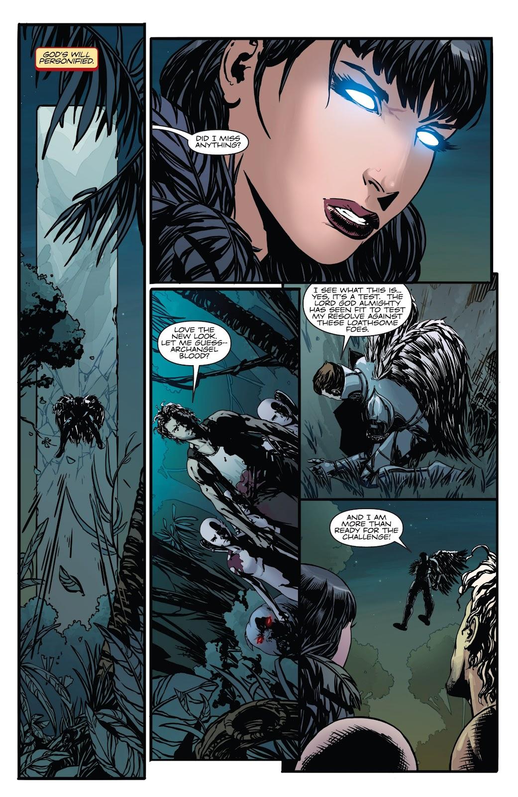 Read online Vampirella Strikes comic -  Issue #6 - 27