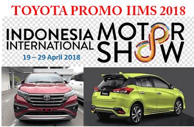 Promo Toyota Dealer Depok & Event Pameran 2018