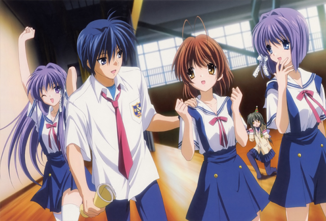 Clannad e Clannad After Story