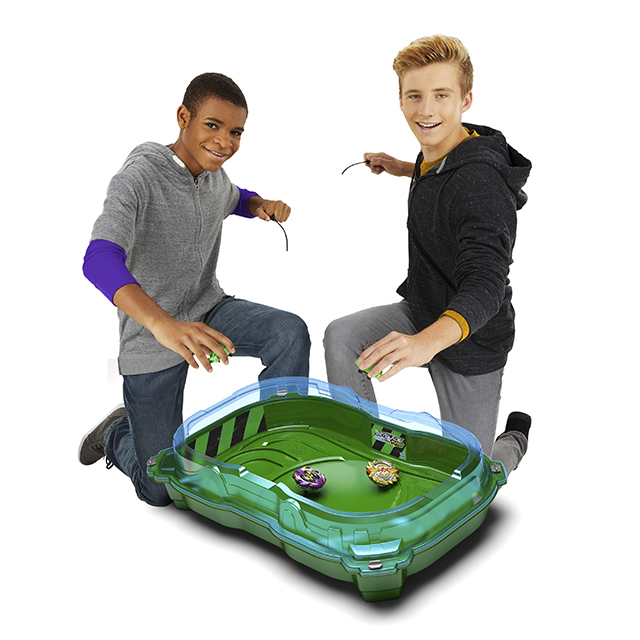 Beyblade Cross Collision Battle Set
