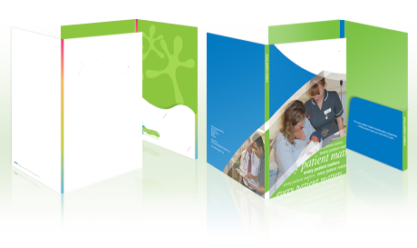 Enhance The Goodwill Of Your Company With Presentation Folders From Fifty Five Printing