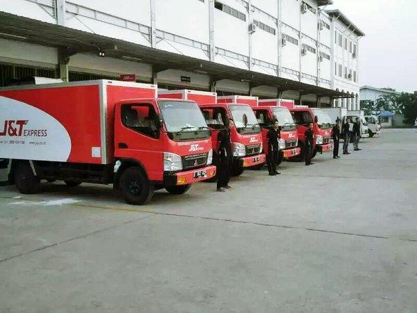 Alamat J&T Express Surabaya