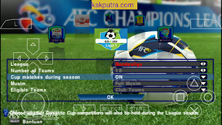 [300MB] Mod Gojek Liga 1 Indonesia di PES 2018 Jogress V3 PPSSPP Android