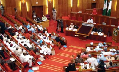 Nigeria 2016 budget will be present to Senate today 17th march, 2016