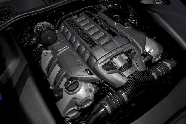 2017 Porsche 718 Boxster S PDK Automatic Engine