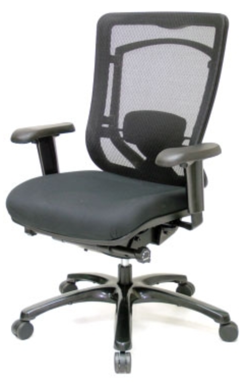 Monterey Mesh Computer Chair by Eurotech