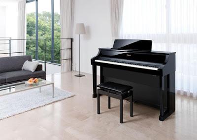 Cách chọn mua đàn piano điện có âm thanh hay