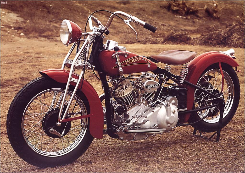 crocker motorcycles motorcycle indian cool 1937 antique rare bike harley three wheeled engine bikes weed american custom twin harleys classic