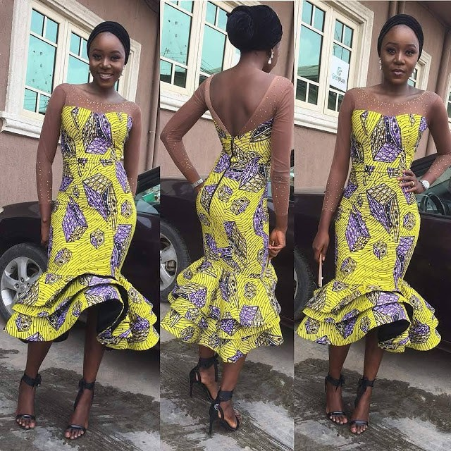 Super Gorgeous Ankara styles for Beautiful Ladies to Slay in 2018 ...