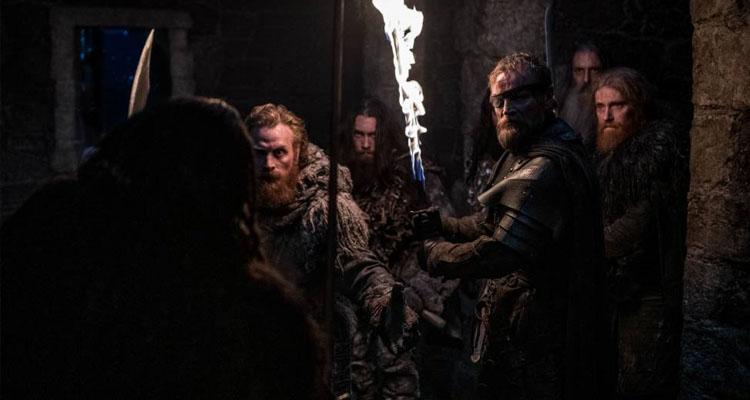 Juego de Tronos 8x01: Tormund y Doric se encuentran con Edd
