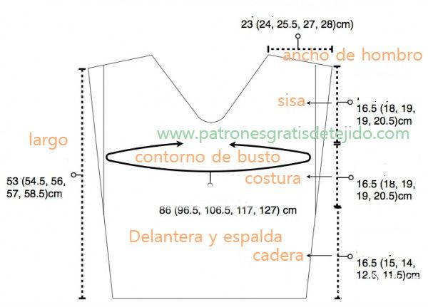 molde-tunica-ganchillo-distintas-medidas
