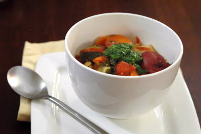 Meatless Monday: Vegetable Stew