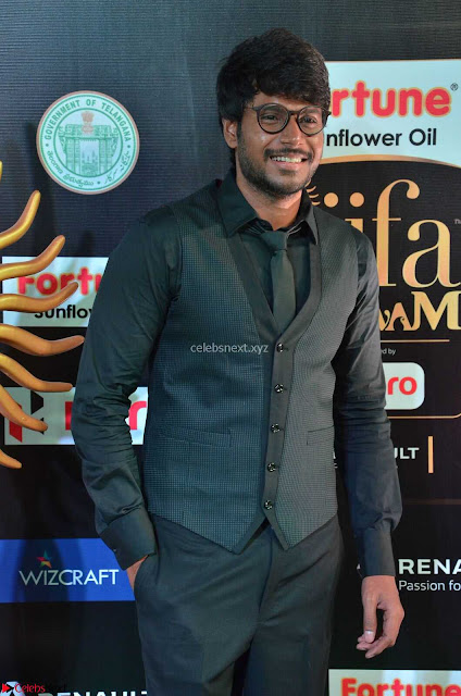 Celebrities in Sizzling Fashion at IIFA Utsavam Awards 2017 Day 1 27th March 2017 Exclusive  HD Pics 06.JPG