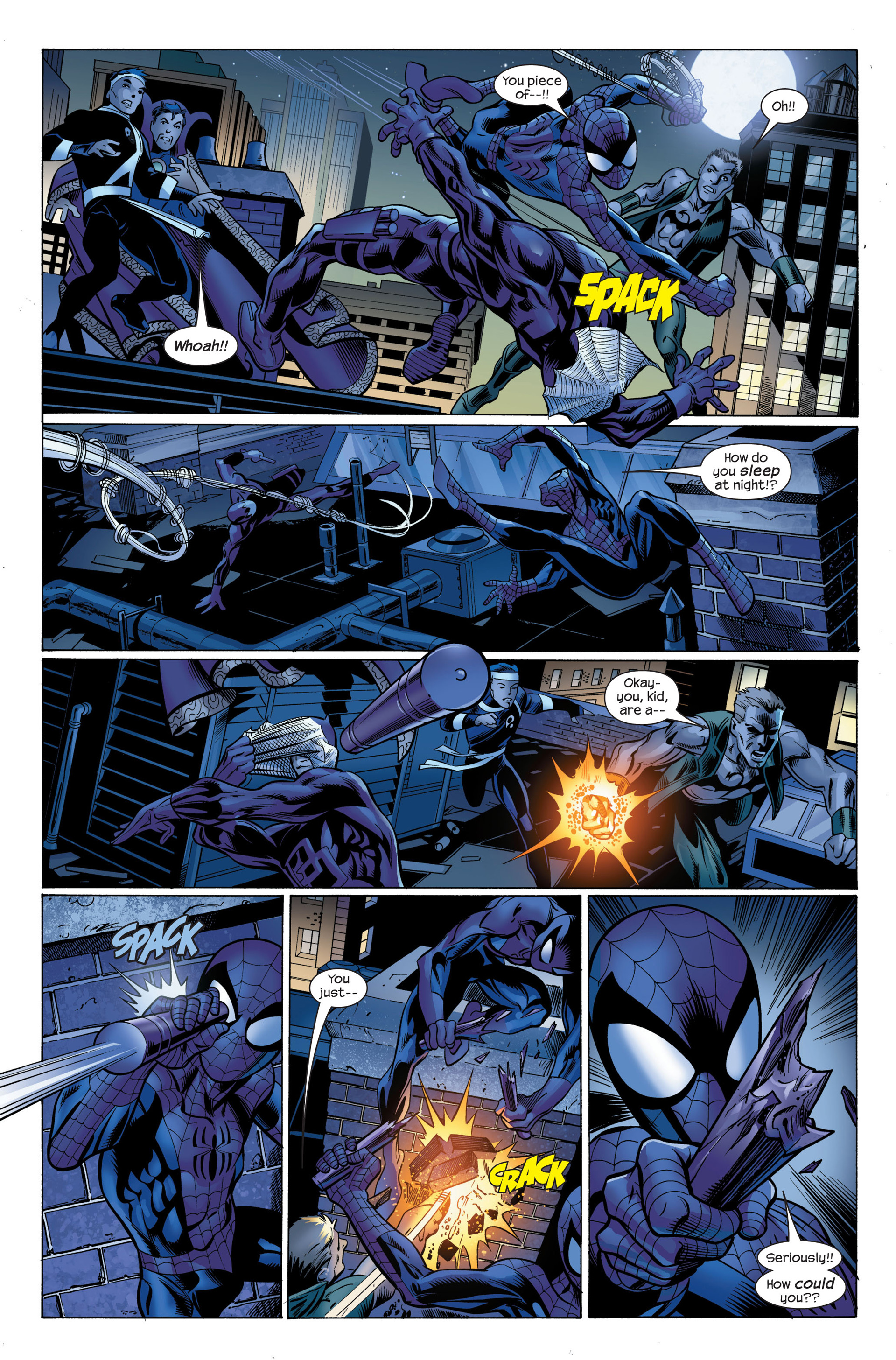 Read online Ultimate Spider-Man (2000) comic -  Issue #109 - 20