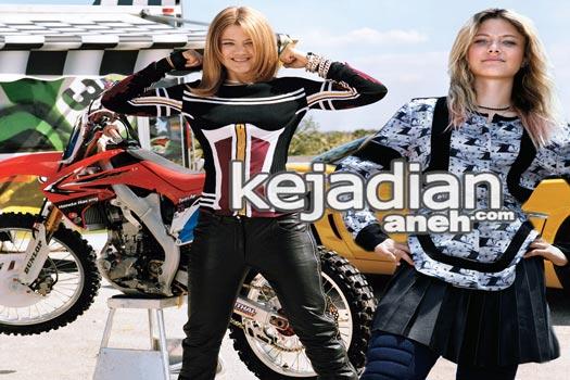 9 Pembalap Motocross Wanita Tercantik