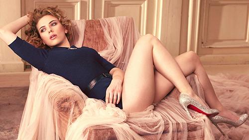 scarlet johansson Artis Wanita Paling Hot Dan Seksi Di Dunia 2015 nomor 1