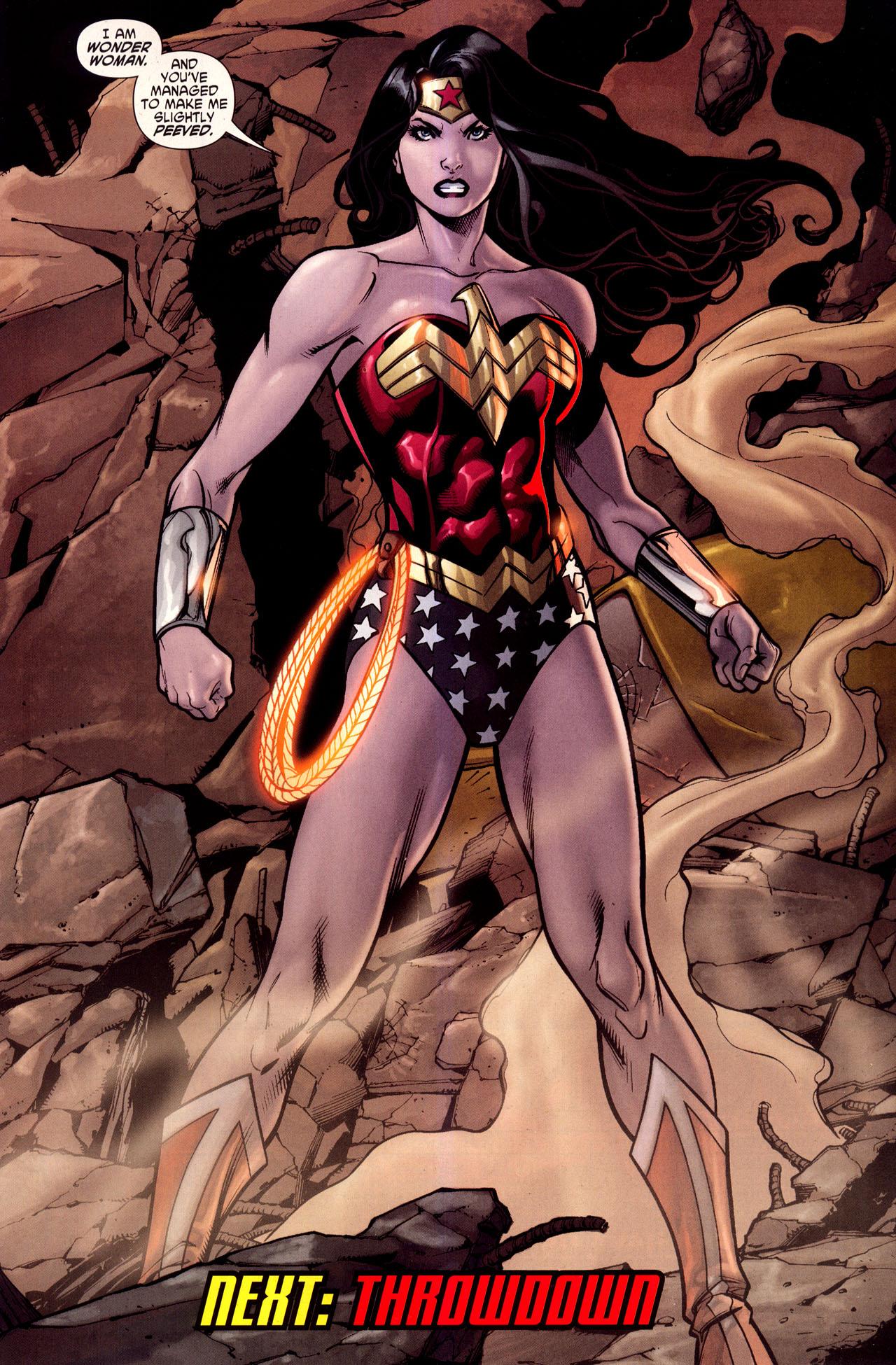 Read online Wonder Woman (2006) comic -  Issue #40 - 23