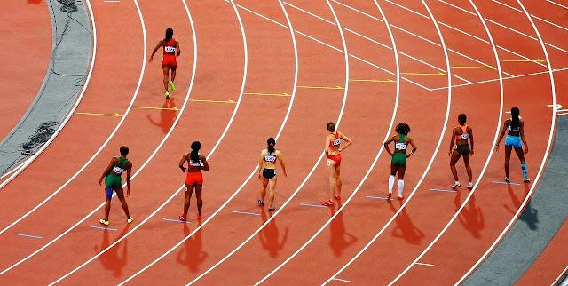 Atletik Cabang Lari