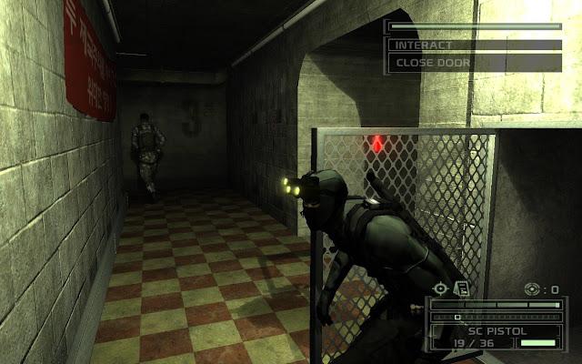 Tom Clancys Splinter Cell Chaos Theory PC Full Version Screenshot 2