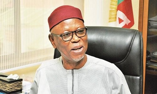 Oyegun should not be a sacrificial lamb – Edo APC chieftain tells Tinubu, Frank