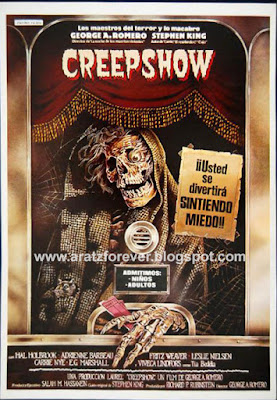 creepshow, george a. romero, stephen king, ec comics