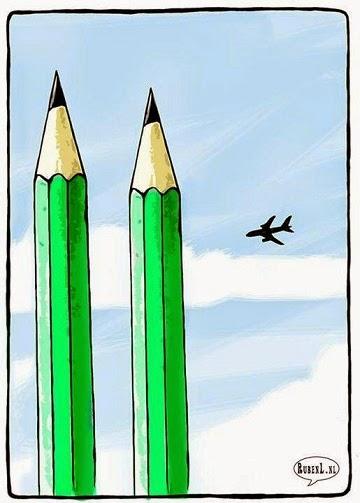 Terrorismo, França, 7 de Janeiro de 2015, Contra a Liberdade de Expressão