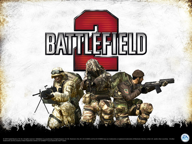 Battlefield 2: Special Forces PC Game | Computer Software