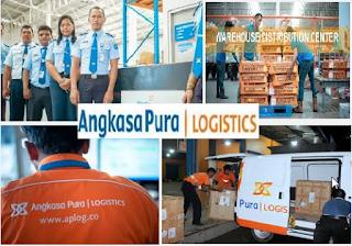 Lowongan Kerja BUMN Terbaru PT Angkasa Pura Logistik