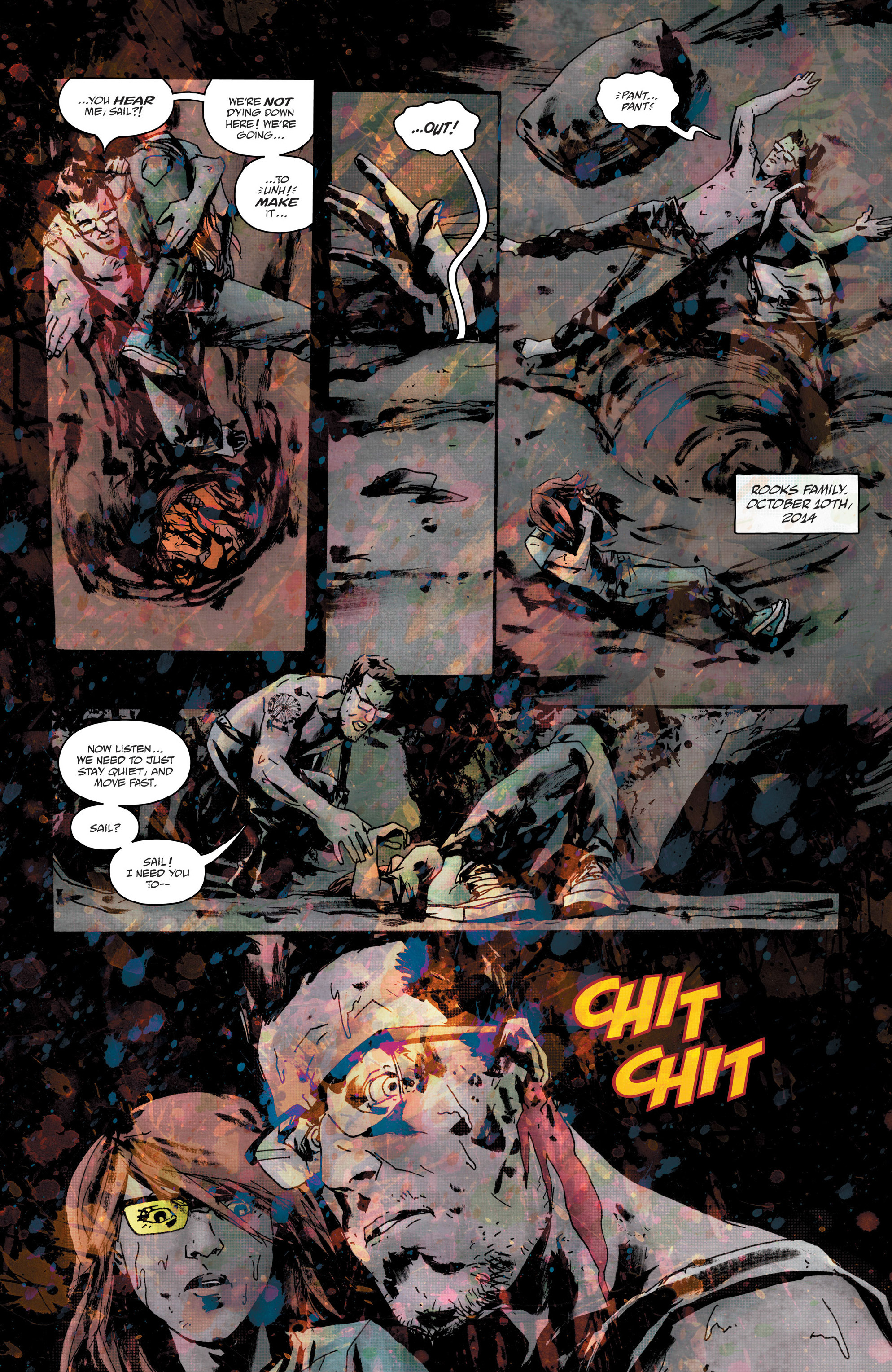 Read online Wytches comic -  Issue #6 - 4