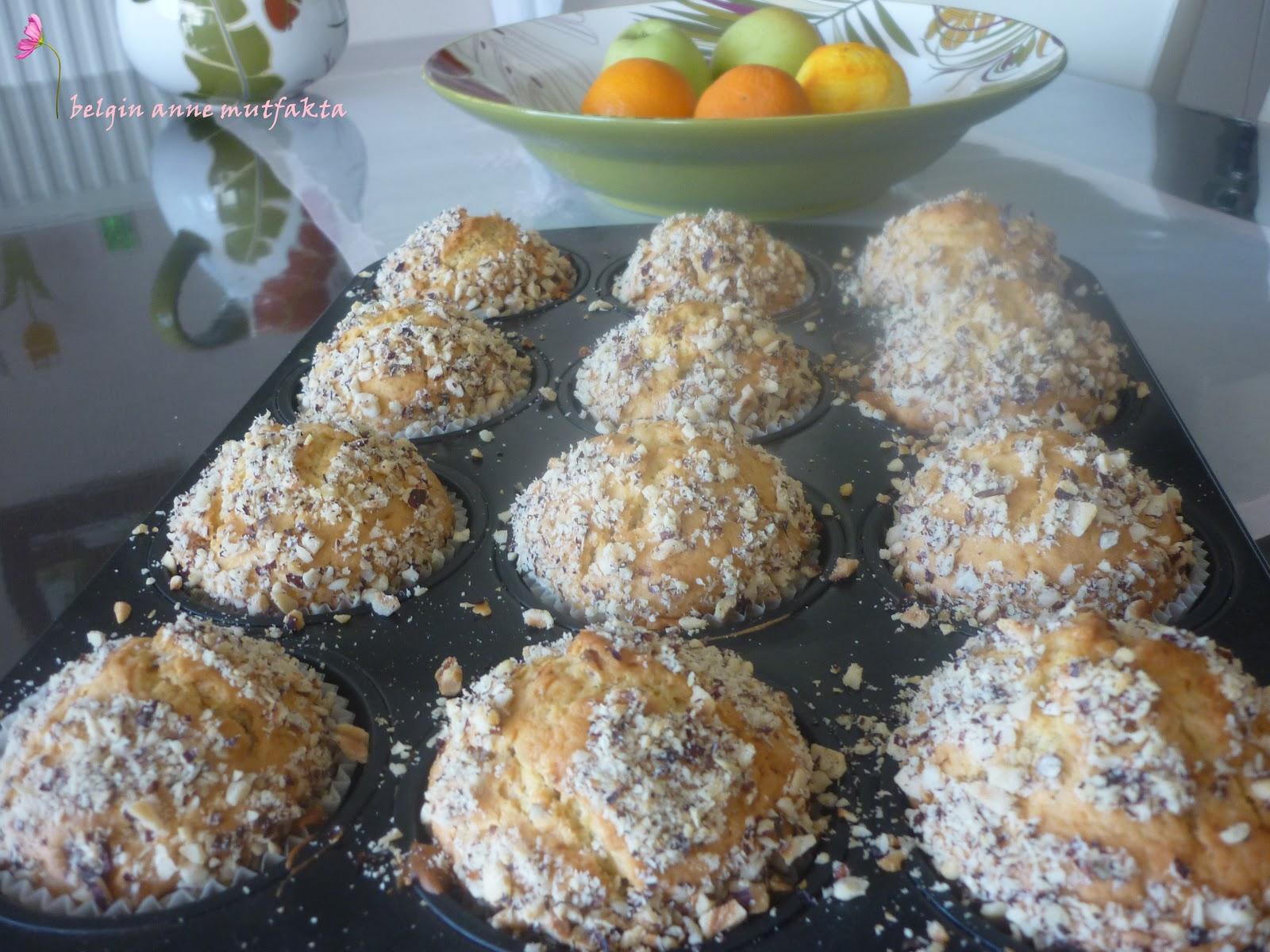 Kuş Üzümlü Muffin