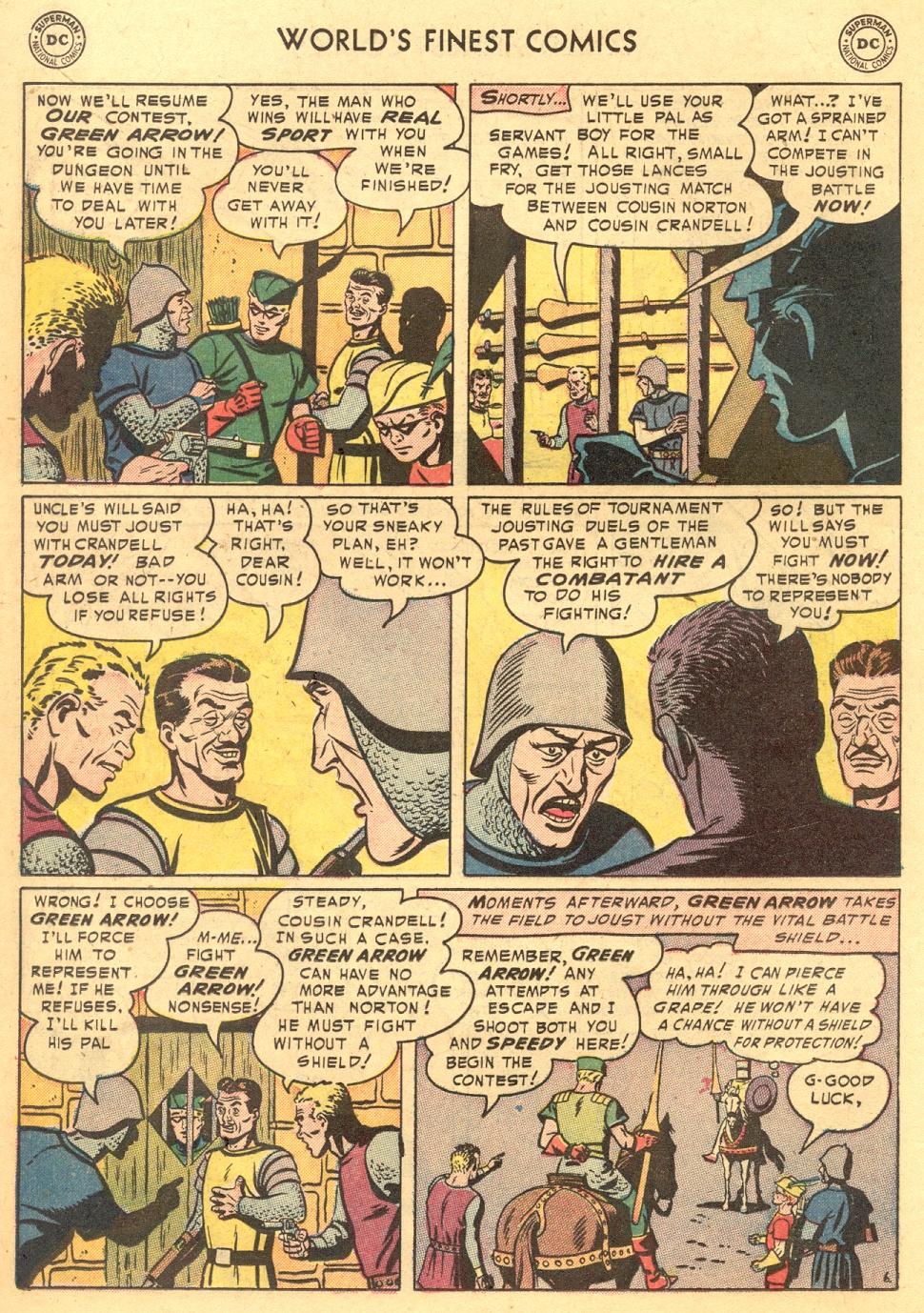 Read online World's Finest Comics comic -  Issue #70 - 26