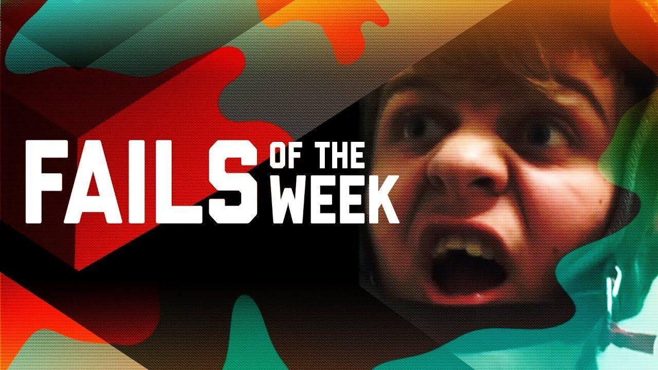 The Worst Fails of the Week : 2018年12月最終週の思わず、あ痛ッ ! ! と言ってしまうサイテーの失敗の痛いビデオをまとめた総集編 ! !