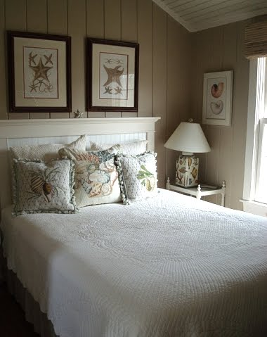 9 Cozy Beach Cottage Bedrooms - Completely Coastal