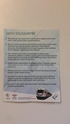 Adana Mersin Arası Tren Sefer Saatleri