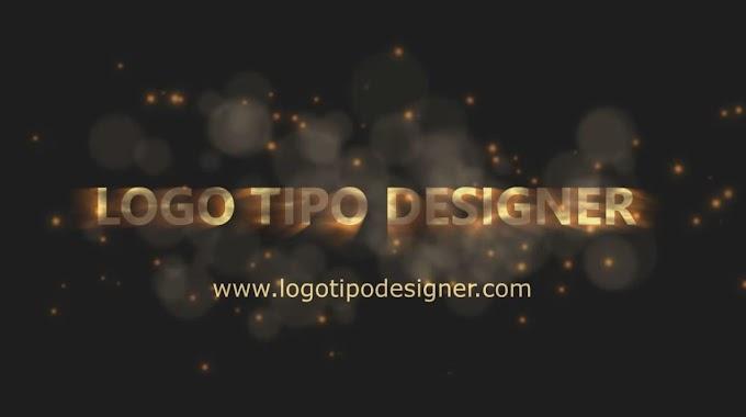 Logo Tipo Designer Editavel #21 INTRODUÇÃO PARA YOUTUBER Gratis SETEMBRO 2018 Sony Vegas Pro