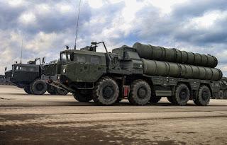 Sistem Rudal Pertahanan Udara S-400